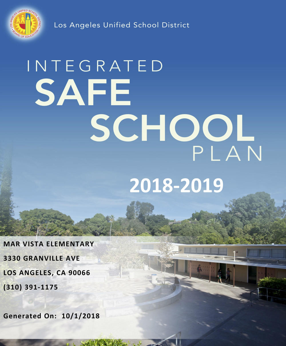 Safe School Plan