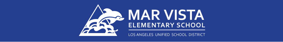 Mar Vista Elementary School  Logo